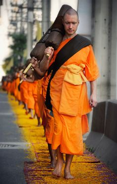 Tudong...Buddhist Pilgrimage. by Vichaya Pop on 500px,Thailand