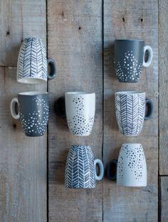 12 So-Simple DIY Mugs To Make an Adorable Love Gift