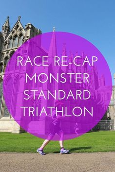 A re-cap of the Monster Standard triathlon in Ely, Cambridgeshire. A river swim, flat, fast bike course and lapped run course around the Cathedral.