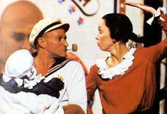 Popeye // Robin Williams & Shelly Duvall