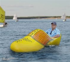 Dutch Wooden Shoe Boat....where can I order one?