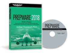ASA Prepware 2019 Airline Transport Pilot /& Flight Engineer