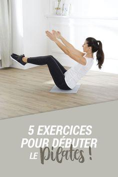 Cardio Pilates, Pilates Video, Pilates For Beginners, Joseph Pilates, 10 Minute Ab Workout, Workout Posters, Keep Fit, Wellness, Decathlon