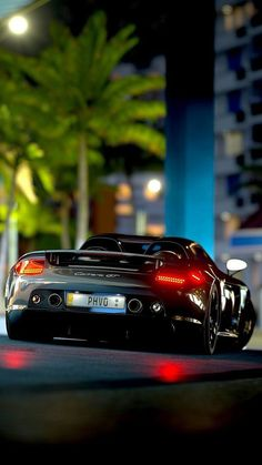 Porsche Carrera GT Luxury World Cars - Cars of the day, everyday is the car day! Your daily source of luxury cars. You can also visit our site if you are looking for high-class luxury car keychains. Cayman Porsche, Porsche Panamera, Super Sport Cars, Super Cars, Porsche Mission E, Wallpaper Carros, Porsche Girl, Black Porsche, R35 Gtr
