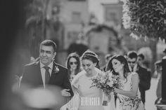 Fotos Video Fotografos de Bodas Nuestra Señora del Belen en Crevillente JESUS PEIRO bride