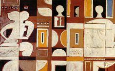 giannis moralis Greek Art, Great Artists, Modern Art, Painters, Tiles, Museum, Room Tiles, Tile, Contemporary Art