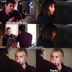 Season 7 Episode 2: Hanna, Caleb, Spencer