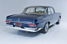 1961 Mercedes-Benz 220SE