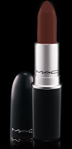 MAC Cosmetics; Tabla Amplified lipstick, With chestnut lip liner.  Gives nice nude look for dark skin girls
