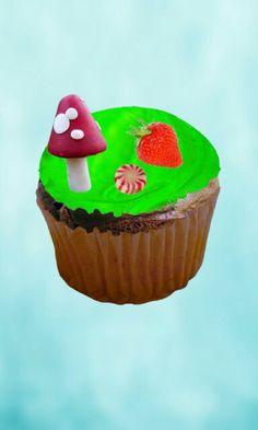 Herfst op je cupcake