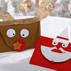 Theme Noel, Animation, Christmas, Diy Envelope, Xmas, Weihnachten, Yule, Animation Movies, Jul