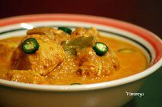 Chicken Masala (Kerala, Indian Recipe)