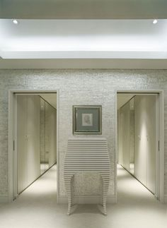 Mother of Pearl Walls - Kensington House by SHH | HomeDSGN