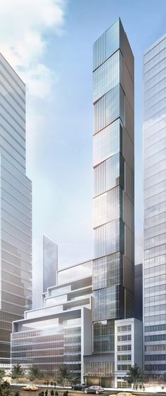 """Soo Chan: """"Architecture is About Preserving a Way of Life, Not Simply Introducing a New Formal Language"""",118 East 59th Street, New York. Image Courtesy of SCDA Architects"""