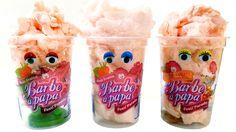Candy Floss Surprise Toys Talk Animation Pocoyo Luffy Hulk