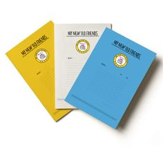 Stationery Colletion by Andres Ibañez, via Behance