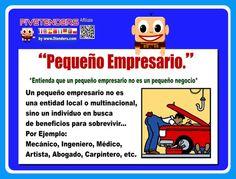 """FiveTender · """" Pequeño Empresario """"  http://www.5tenders.com/affiliates/uid/socios_1"""