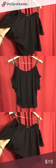 Off shoulder embellished top new Cleaning my French closet Jessica Simpson Tops Blouses