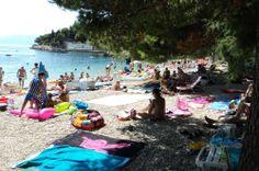 Plaża w Drveniku Picnic Blanket, Outdoor Blanket, Dolores Park, Travel, Europe, Viajes, Destinations, Traveling, Trips