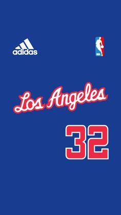 I Love Basketball, Basketball Jersey, Basketball Teams, Soccer, Nba League, Nba Los Angeles, Adidas Nba, La Clippers, Sports Wallpapers