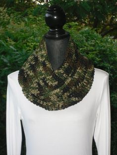 A personal favorite from my Etsy shop https://www.etsy.com/listing/104117501/infinity-eternity-cowl-neck-warmer