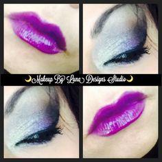 "Makeup By Luna Designs Studio "" Let Luna Create A Beautiful Work Of Art For You or On You"" #LoveMyLuna"