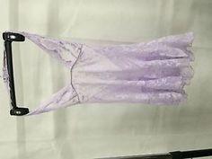 Victoria'S Secret Purple Sexy Thong String 2 Pieces Nighties, Size M/M
