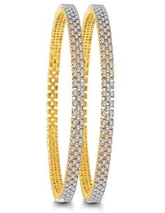 Zestful diamond bangles | diamonds4you.com - See more at: http://www.diamonds4you.com/item/75.aspx#sthash.3GwFcn7u.dpuf #jewellery #onlinejewellery #classicjewelllery #bangles #diamonds #diamondjewellery #classic