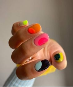Manicure Y Pedicure, All I Ever Wanted, Funky Nails, Fire Nails, Minimalist Nails, French Tip Nails, Dream Nails, Stylish Nails, Nail Inspo