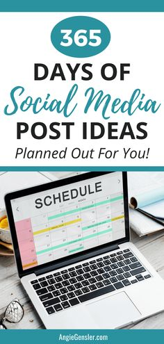 Get 731 days of social media post ideas planned out for you! - Social Auto Posting - Schedule your social post automatically. - Sick of trying to figure out what to post on social media? This calendar has 365 days of post ideas planned out for you! Inbound Marketing, Facebook Marketing, Marketing Digital, Content Marketing, Affiliate Marketing, Online Marketing, Marketing Videos, Marketing Calendar, Social Media Marketing Business