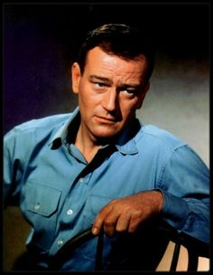 Marion Mitchell Morrison, better known by his stage name John Wayne, was an American film actor, director and producer. An Academy Award-winner, Wayne was among the top box office draws for three decades. Hollywood Stars, Classic Hollywood, Old Hollywood, Hollywood Icons, Hollywood Glamour, Iowa, Dean Martin, Gary Cooper, Ranbir Kapoor