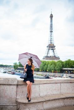 Eiffel Tower // Gal Meets Glam travel