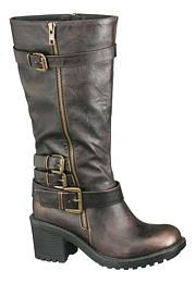 Get Casey lug heel boot On Sale today at Maurices! Get it right now at your nearest store in Moberly. Sock Shoes, Shoe Boots, Shoe Bag, Boot Shop, Boots For Sale, Brown Boots, Jeans And Boots, Riding Boots, Heeled Boots