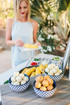 Create a Corn on the Cob Station with Flavored Butters | Styled by The TomKat Studio for Real California Milk
