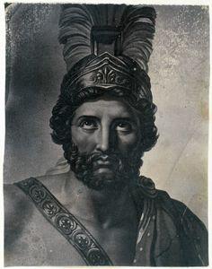 Photo-reproduction of a fragment of the painting Leonidas aux Thermopyles by Jacques-Louis David. Rijksmuseum (Public Domain)  http://europeana.eu/portal/record/90402/4B9B528847DEF6FB9E0C0EBF2732058CD2847B2E.html