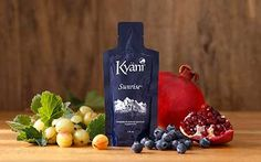 Kyani Sunrise is packed full of more than 20+ superfood, including the Alaskan wild blueberry. Kyani Sunrise gives energy, reduces pain, helps relieve diabetes, high blood pressure, and other health challenges.