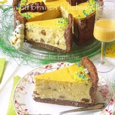 Easter Dinner Recipes, Easter Treats, Food For Thought, Cornbread, Cheesecake, Food And Drink, Cooking Recipes, Pudding, Yummy Food