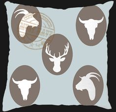 Must Have Custom Designed Decor, Scatter Cushion, designed to your taste colour and theme, buck design; Scatter Cushions, Afrikaans, Kids Bedroom, Custom Design, Craft Ideas, Colour, Printed, Boys, Crafts