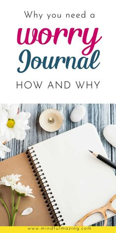 Train Your Brain to Stop Worrying with One Simple Habit + Free Workbook Stress And Mental Health, Mental Health Journal, Journal Writing Prompts, Memoir Writing, Journal Ideas, Excessive Worry, Therapy Journal, Anxiety Relief, Funny Memes