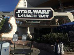 Disneyland Star Wars Launch Bay | MouseHub.com