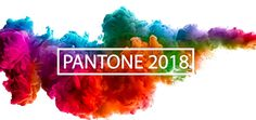 I colori Pantone 2018