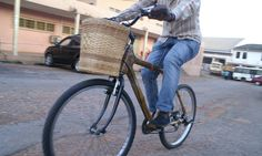 By using an abundant - and green - crop, the Bamboo Bikes Initiative has won international prizes