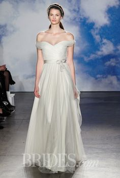 Jenny Packham Wedding Dress - Spring 2015 Collection