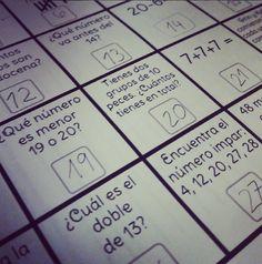Os acercamos un calendario con problemas matemáticas diarios GRATIS para resolver en casa. Una forma de seguir trabajando las habilidades matemáticas.