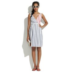 Madewell- Summer stripes