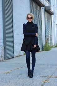 black & blue trend