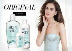 Skin So Soft original