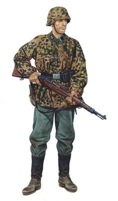 La División SS Polizei fue una unidad de las Waffen-SS que tomó como base para sus tropas a la Ordnungspolizei (la Policía civil uniformada) y reservistas de la Allgemeine-SS. Con un entrenamie… Ejercito Romano, Ejercito Alemán, Soldados De Guerra, Tropas, Uniformes Militares, Vehículos Militares, Maquina De Guerra, Infanteria, Historia Militar