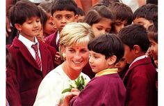 Remembering Diana on the anniversary of her death