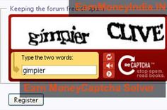 Best Website to Earn money by Typing Captcha